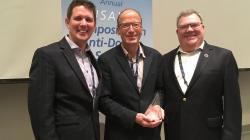 Dr Matthew Fedoruk, Dr. Matthias Kamber and Dr Larry D. Bowers